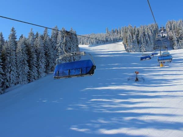 Wyciągi Narciarskie - Ski Team Zieleniec