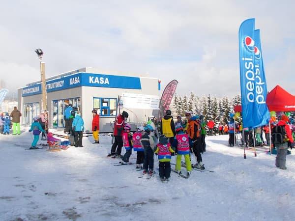 Wypożyczalnia Nart - Ski Team Zieleniec